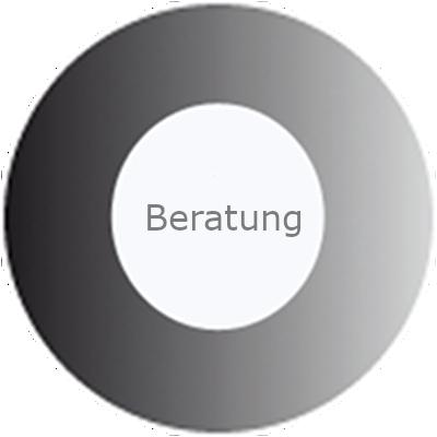 """Bild eines grauen Kreises mit dem Text """"novomed"""" in der Mitte"""